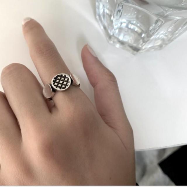 【silver925】slc ring 04