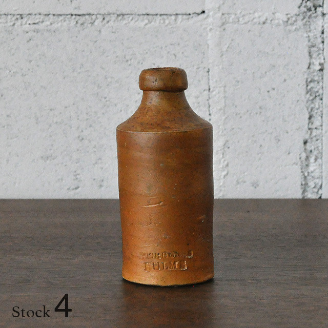 Vintage Pottery Bottle 【4】/ ポタリー ボトル / n4-1806-0084-05