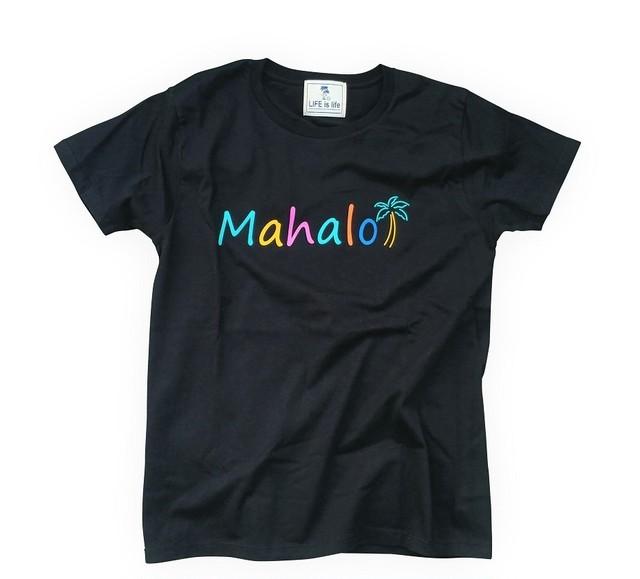 neomahaloTシャツ(black)¥3000+tax