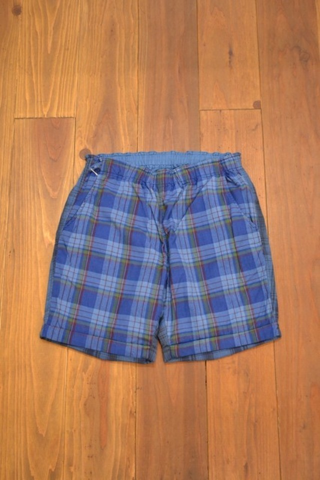 VOO / TRICKY MADRAS SHORTS