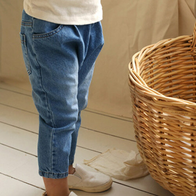 [即納]sarrouel denim pants