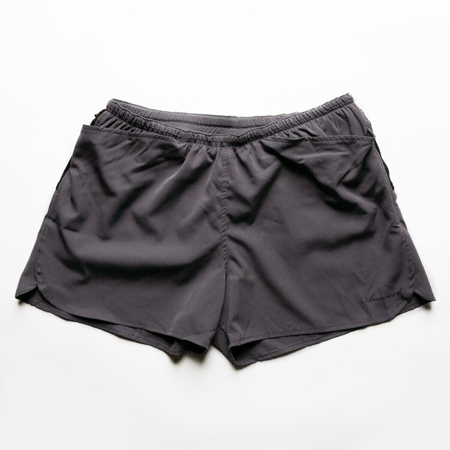 【Answer4】 3Inch Short Pants (Grey)