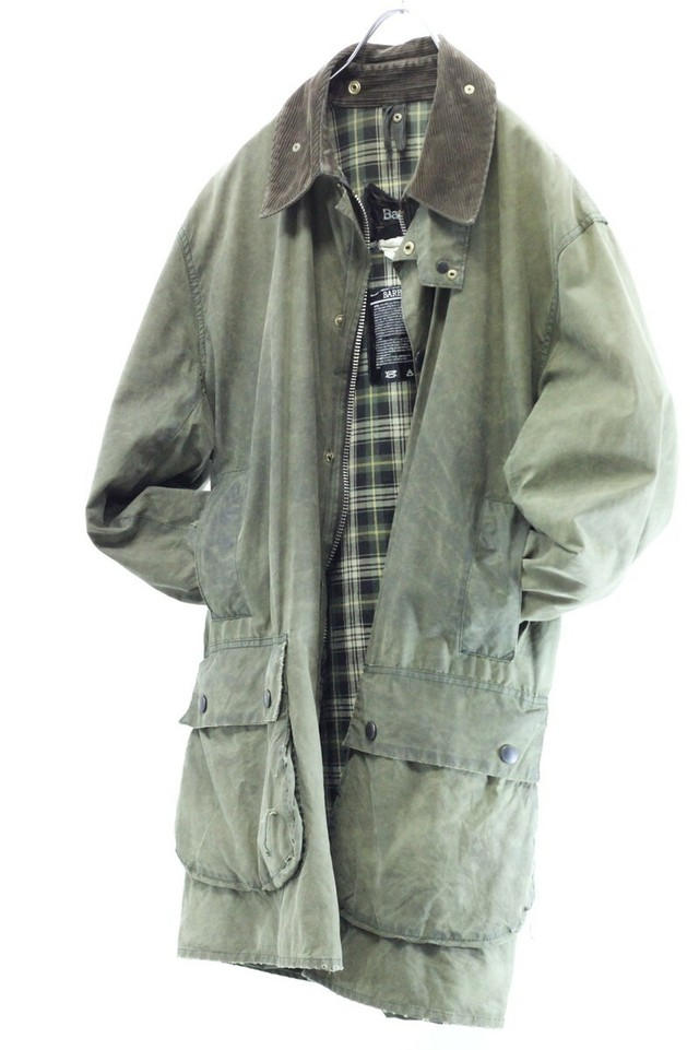 80〜90's Barbour 3 warrant BEAUFORT