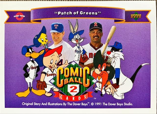 MLBカード 92UPPERDECK Looney Tunes #136