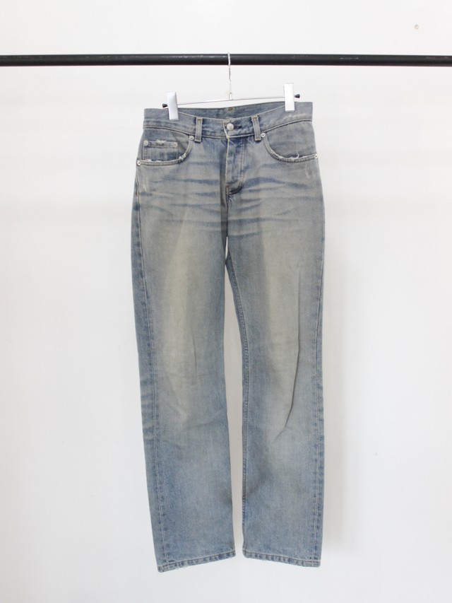 Used HELMUT LANG VINTAGE CLEAN BROKEN DENIM