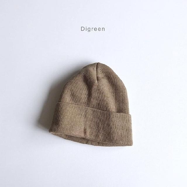 ベーシックコットン帽 [beige]