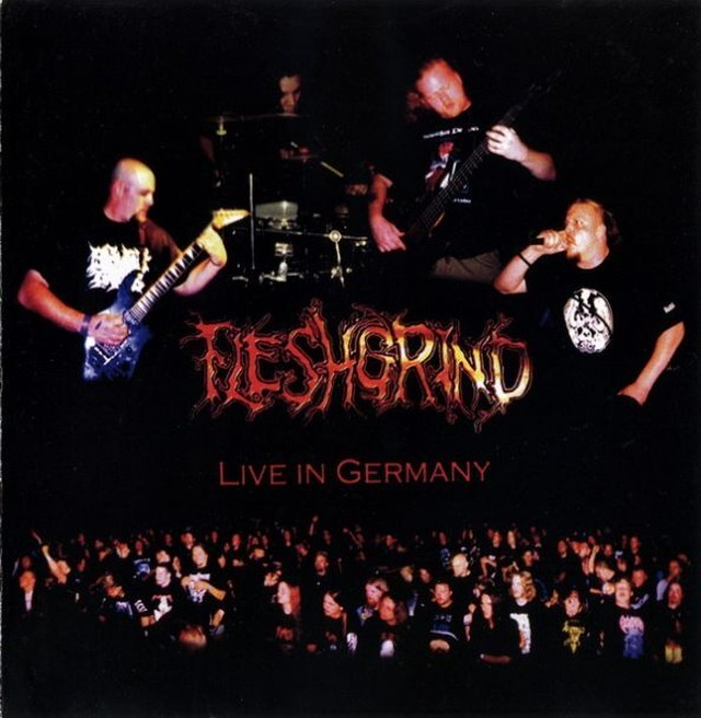 【USED】Fleshgrind / Live In Germany