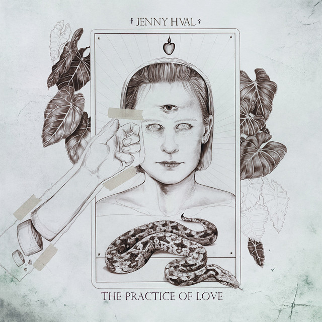 Jenny Hval / The Practice of Love(Ltd LP)