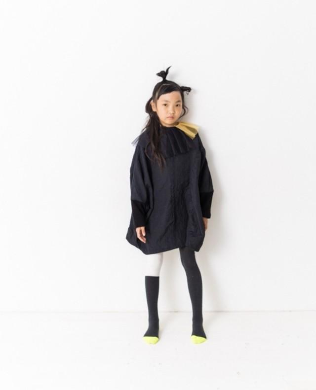 frankygrow BEAR MATELASSE PENTAGON DRESS Mサイズ
