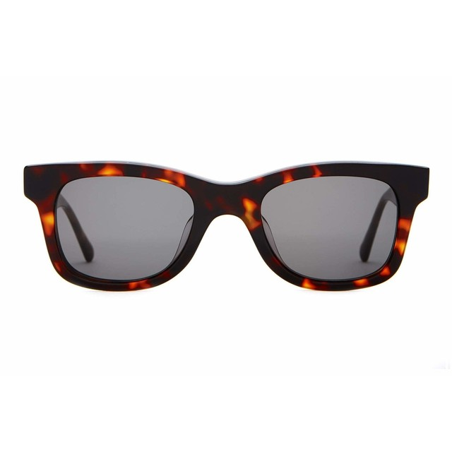 CRAP EYEWEAR THE SUNTAN UNDERGROUND DARK TORTOISE / GREY