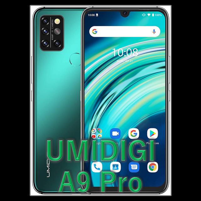 【UMIDIGI/新品】A9 Pro !!!検温機能を搭載!!!