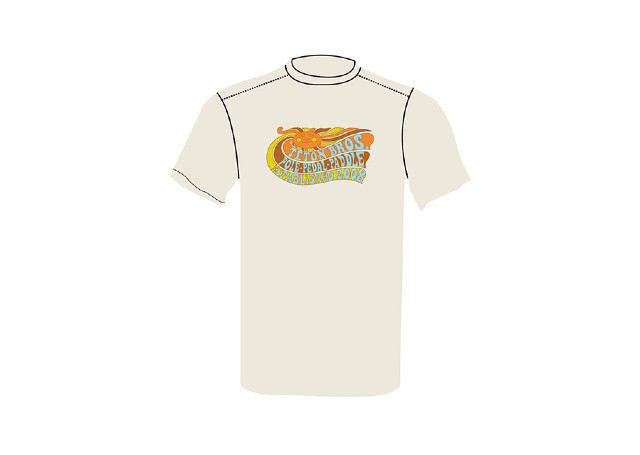 【Teton Bros】 Pole Pedal Paddle Tee(White)