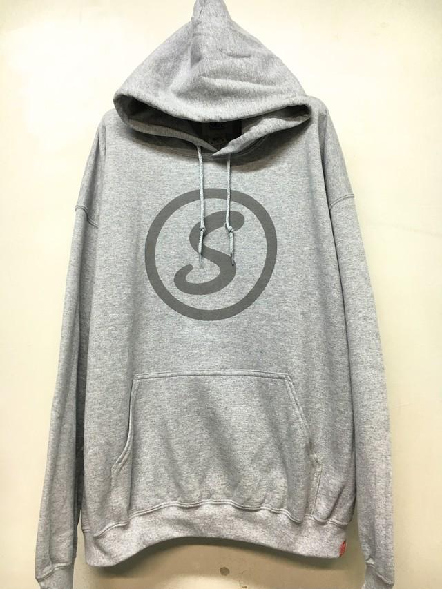 SKIN / REFLECTOR FOODIE(gray) - メイン画像