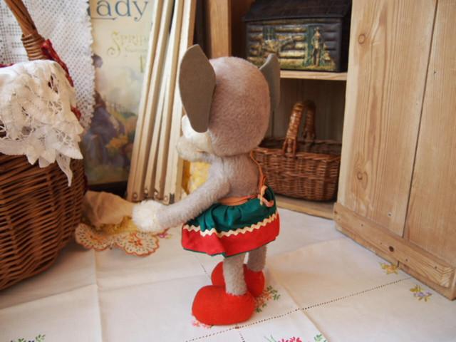 ネズミ(Schuco・bigo-bello)