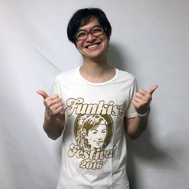 【Tシャツ】FUNKIST FESTIVAL 2016モデル