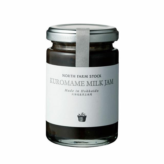 黒豆ミルクジャム140g