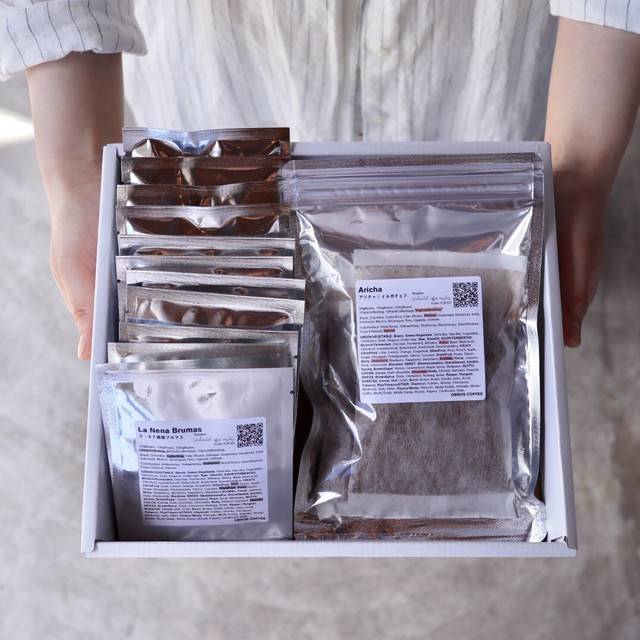 COFFEE  GIFT SET~コーヒーギフトセット~