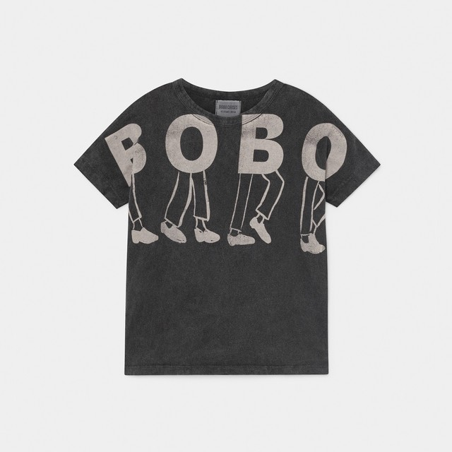 《BOBO CHOSES 2020SS》Bobo Dance T-Shirt / 2-11Y