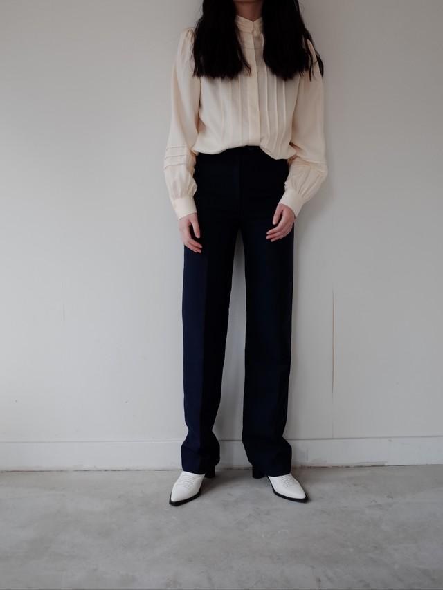 used navy pants