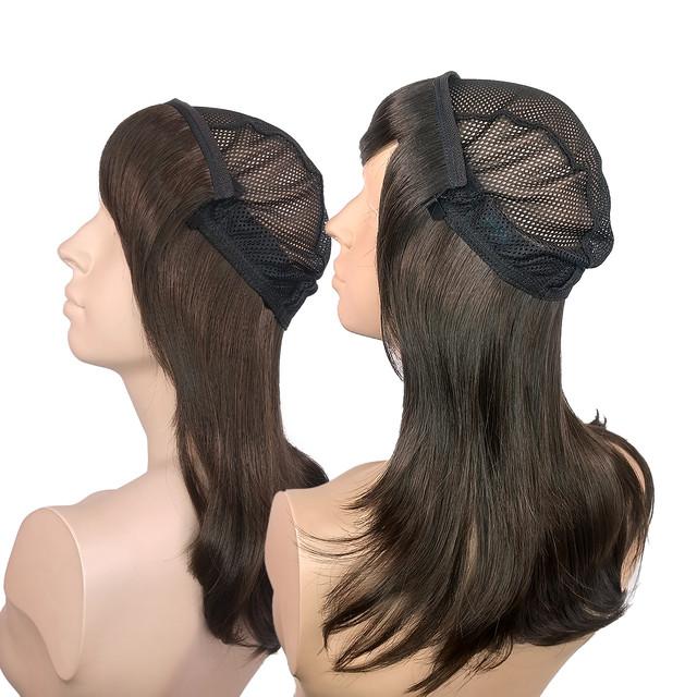 Heat Resistant Synthetic Hair|Long-Shag Wigset[518set]