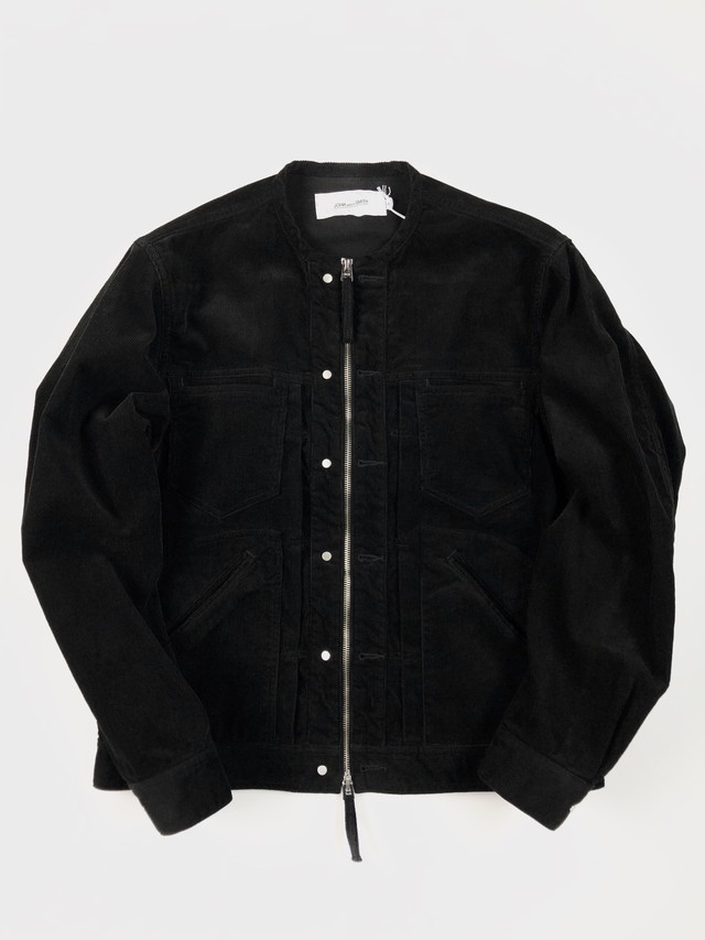 【JOHN MASON SMITH】TRUCKER JACKET