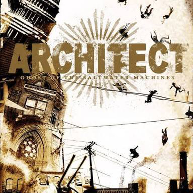 【USED】ARCHITECT / GHOST OF THE SALT WATER MACHINES