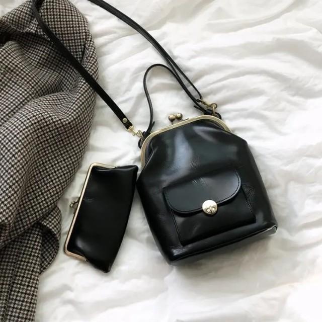 【即納】送料無料!レトロ ショルダー Handbags