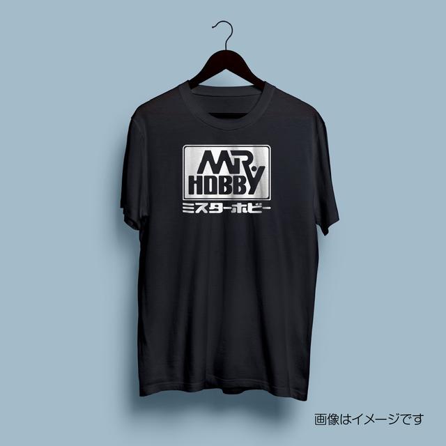 Mr.HOBBY Tシャツ [ BLACK ]ECT02