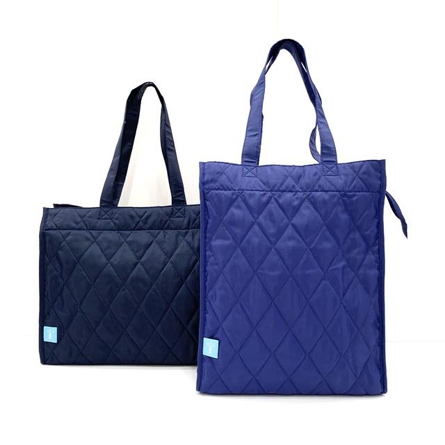 キルティング(ポリエステル)バッグ [ 横型・縦型 ] 1430円