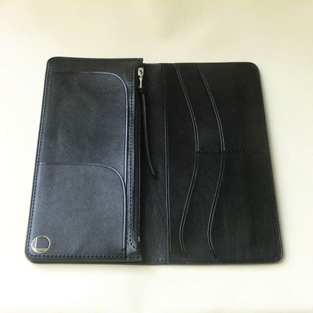 L ZIP SHORT WALLET
