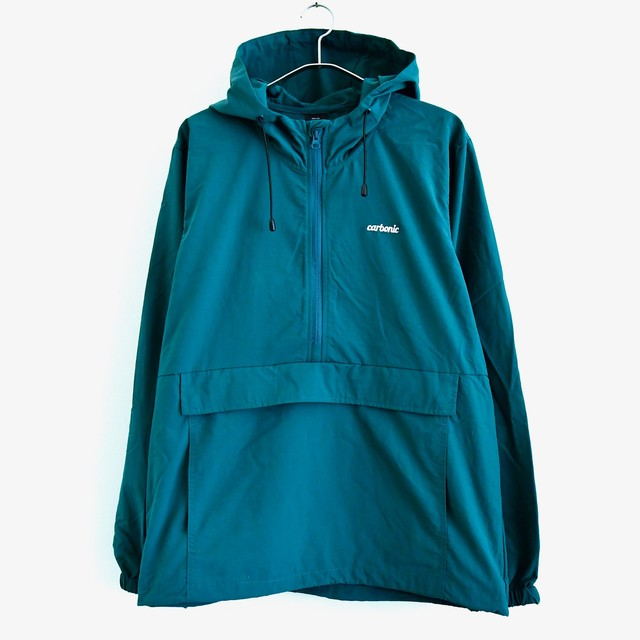 carbonic 4FACE glow hooded parka