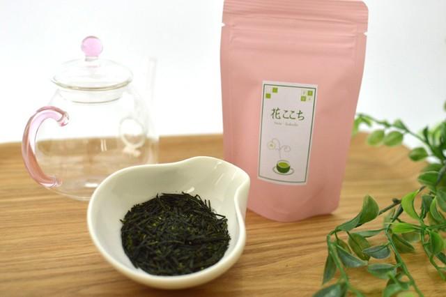 花ここち リーフ 50g/袋入り   【香り緑茶/牧之原産】