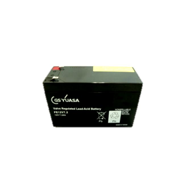 PE12V7.2F1 GSユアサ製 小形制御弁式鉛蓄電池 PEシリーズ