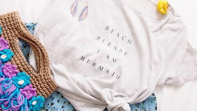 I am mermaid T-shirt