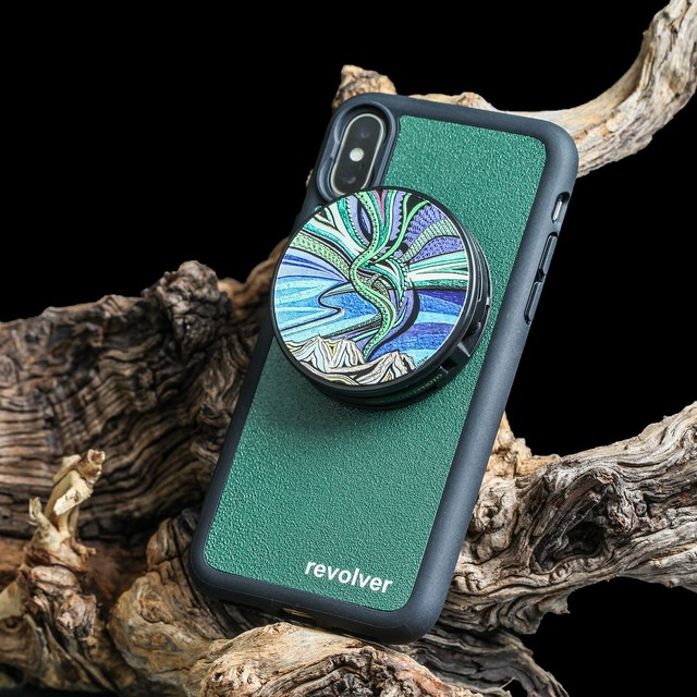 Revolver M6 Len Kit 6in1 iphoneX - limited edition 限定版 - AURORA BOREALIS