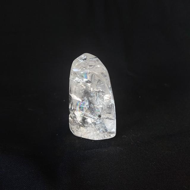 厳選!天然石~虹入りミニ水晶