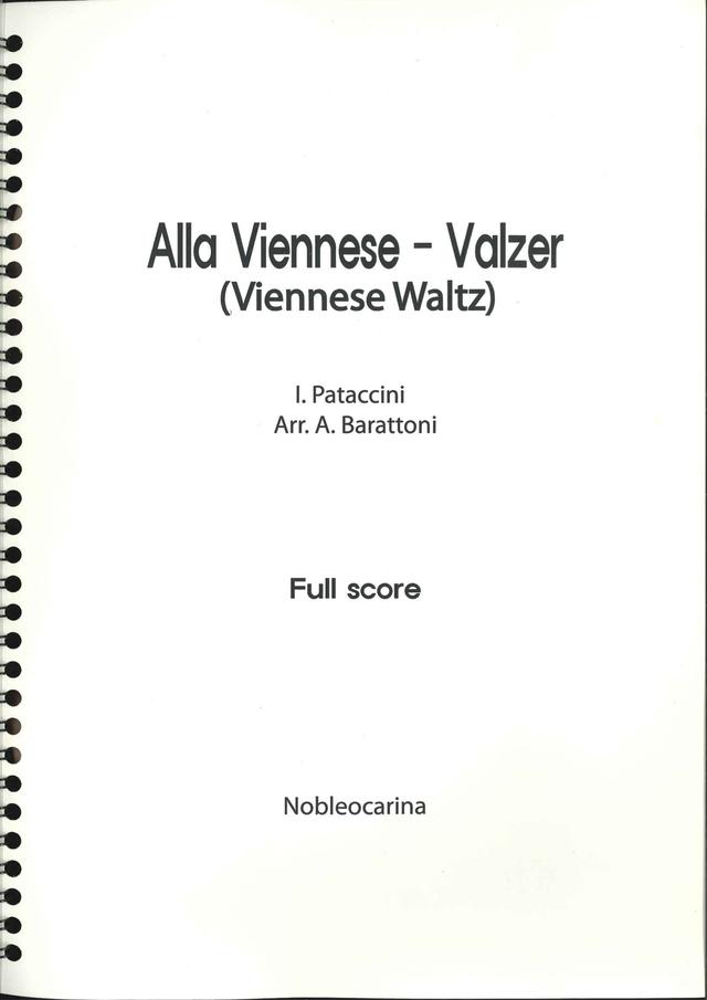 Alla Viennese - Valzer(Viennese Waltz)
