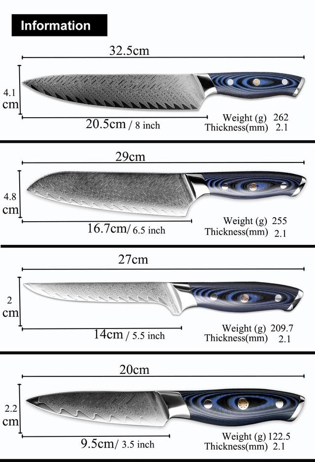 ダマスカス包丁 【XITUO 公式】  ペティナイフ 刃渡り 9.5cm VG10 ks20082308