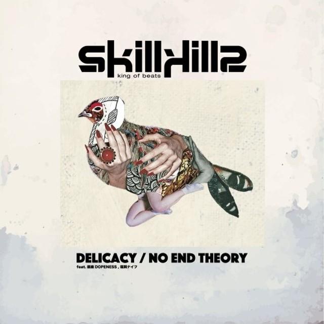 [新品7inch]  Skillkills – Delicacy / No End Theory