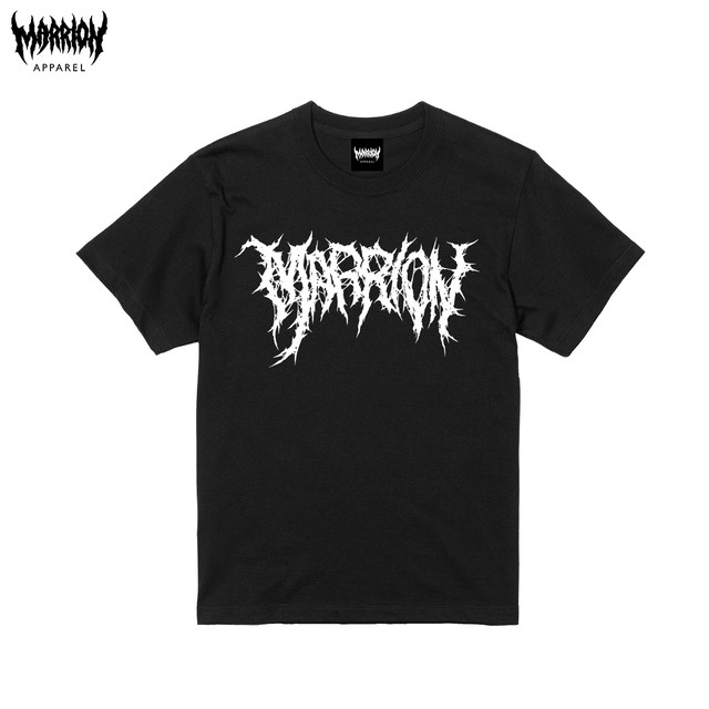 "Killer ""MARRION"" Logo Tee (Logo White)"