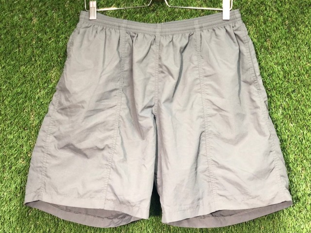 UNDEFEATED FELLED SEAM SHORT CHARCAOL LARGE 10 7755