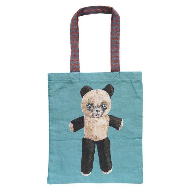 Nathalie Lete Tote Bag Panda