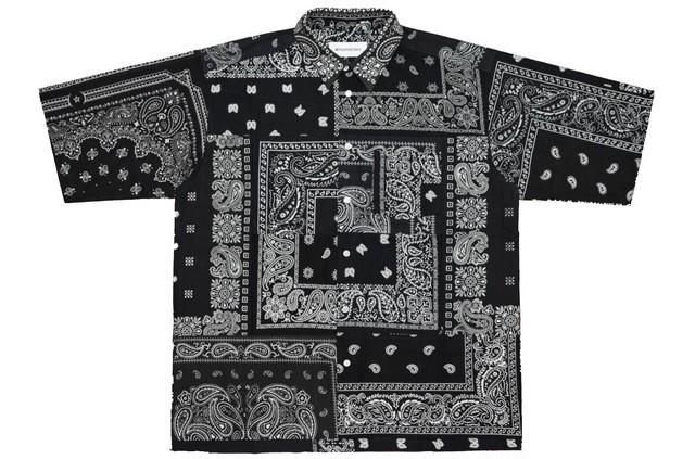 BANDANA shortsleeve shirt -10-