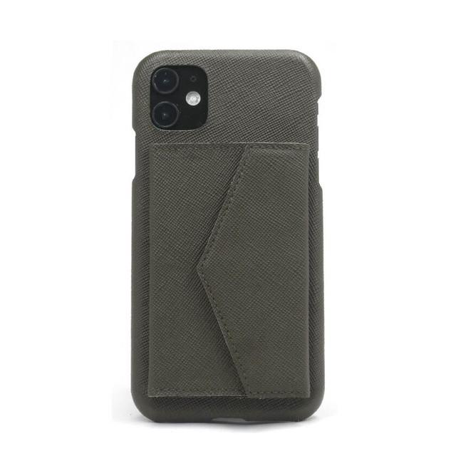【カーキ】  iPhone / Galaxy / Xperia /  Googlepixel / Huawei