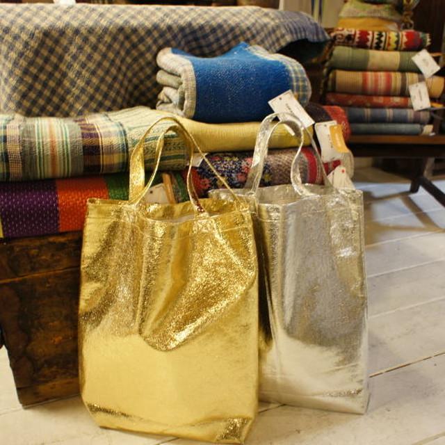 シャイニートートバッグ 全2色