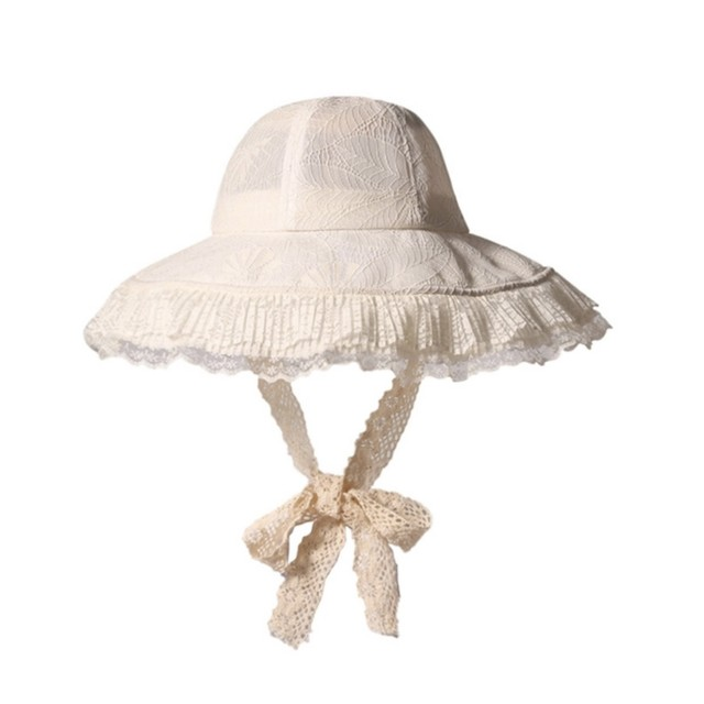 baby doll lace hat 3c's