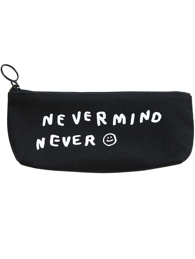 【inapsquare】PENCIL CASE NEVERMIND