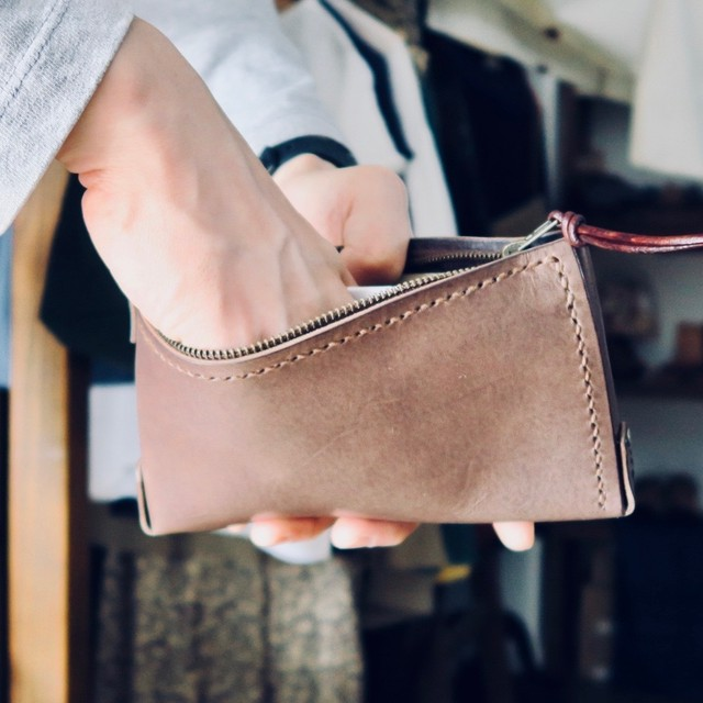 Compact Long Wallet