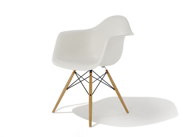 Eames Shell Arm Chair DAW Maple Legs - チャールズ&レイ イームズ