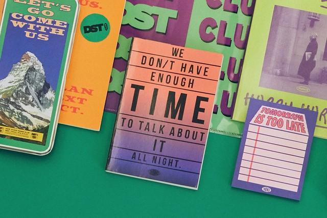 [SY-25] 「TIME」 メモブック